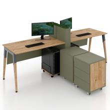 Офісні столи на двох Co_d 35-3