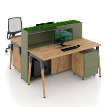 Дизайнерський офісний стіл на двох Co_d 35-8