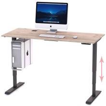 Двомоторний стіл з регулюванням висоти для роботи стоячи E1s