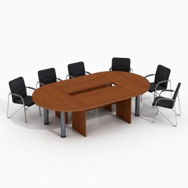 Конференц стол Гранд ДСП 3/604