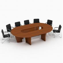 Конференц стол Гранд ДСП 3/606