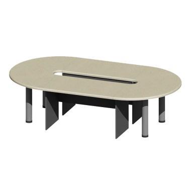 Стол для переговоров Гранд МДФ 24/04
