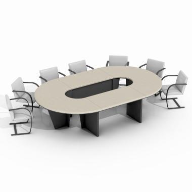 Конференц стол Гранд МДФ 2