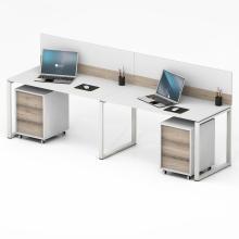 Стіл офісний на 2 робочі місця Promo Q27 Salita