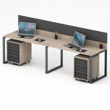 Стіл офісний на 2 робочі місця Promo Q27s Salita