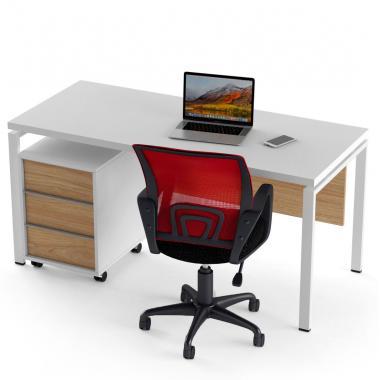 Стол компьютерный и тумба Promo t10