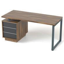 Офисный стол компьютерный тумбовый Промо Q11s Salita