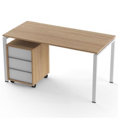Офисный стол и тумба Promo T4s