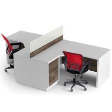 Офісні столи з перегородкою Promo 29-9