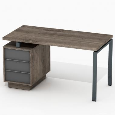 Офисный стол тумбовый Promo t5s