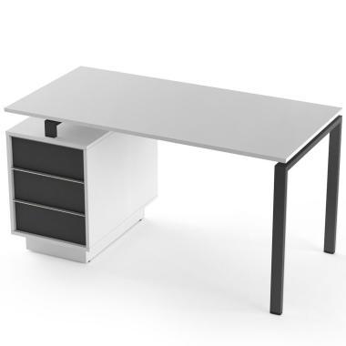 Офисный стол тумбовый Promo t5