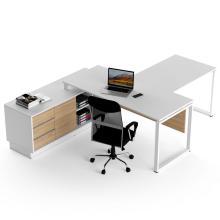 Стіл офісний з брифінгом Promo Q10