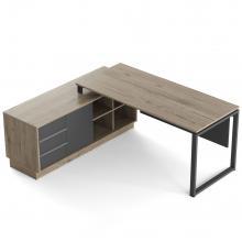 Офисный стол компьютерный Promo Q17s Salita