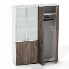 Книжна шафа і гардероб для офісу Promo 29-36