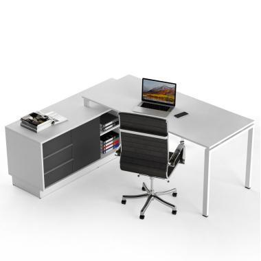 Комплект стол Промо t45 и кресло Солано