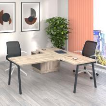 Стол руководителя с брифингом Промо Топ R33-02