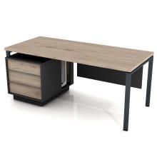Письменный стол руководителя Промо Топ T33-8s Salita