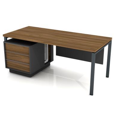 Письменный стол руководителя Промо Топ T33-8s