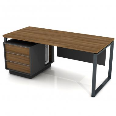 Письменный стол руководителя Промо Топ Q33-7s