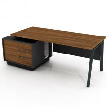 Письменный стол руководителя Промо Топ R33-9s Salita