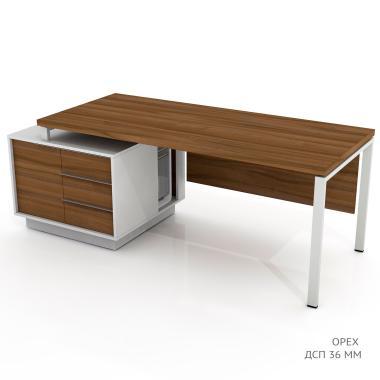 Письменный стол руководителя Промо Топ T33-9s