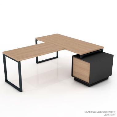 Стол руководителя Промо Топ Q33-5s