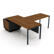 Офисный стол с брифингом Промо Топ T33-5s Salita