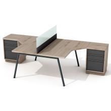 Стіл для open space з перегородкою Promo R10s