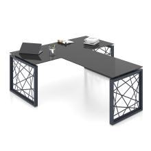 Письмовий стіл офісний з приставкою Rays Lux 31/321 скло