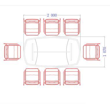 Конференц стол Soft 26/301