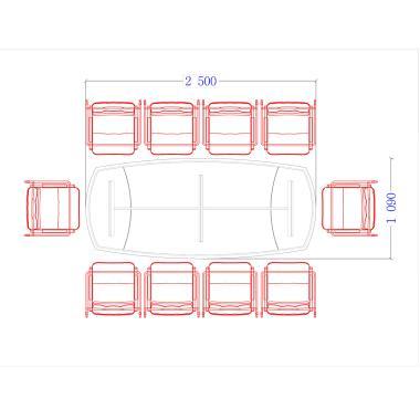 Конференц стол Soft 26/302