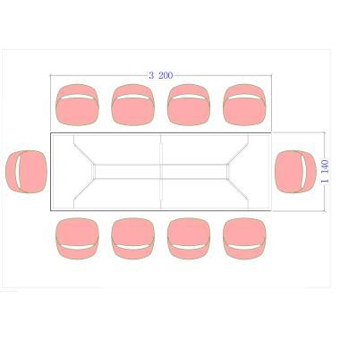 Конференц стол Static 27/401