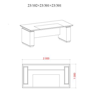 Стол Morion - 1