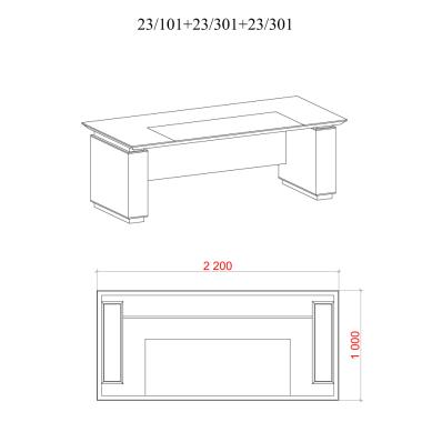 Стол Morion - 2