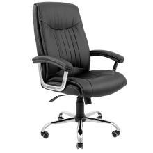 Офісне крісло Франкфурт Ю хром Richman
