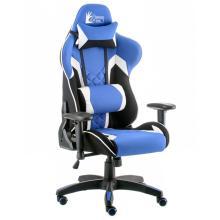 Геймерське крісло ЕкстрімРейс 3 чорно-блакитний (E5647) Special4you