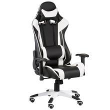 Геймерське крісло ЕкстрімРейс чорно-білий (E4732) Special4you