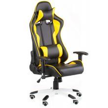 Геймерське крісло ЕкстрімРейс чорно-жовтий (E4756) Special4you
