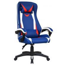 Геймерське крісло ЕкстрімРейс чорно-синій (E2936) Special4you