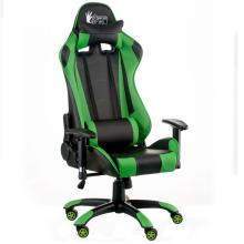Геймерське крісло ЕкстрімРейс чорно-зелений (E5623) Special4you