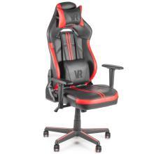 Геймерське крісло VR Cyberpunk Red Antistres Barsky