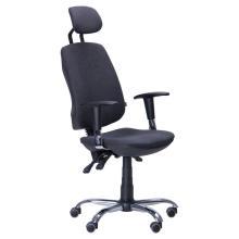 Офісне крісло Регби HR MF Chrome Квадро-02