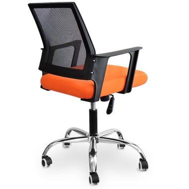 Комп'ютерне крісло з сіткою Hi Tech black-bluе