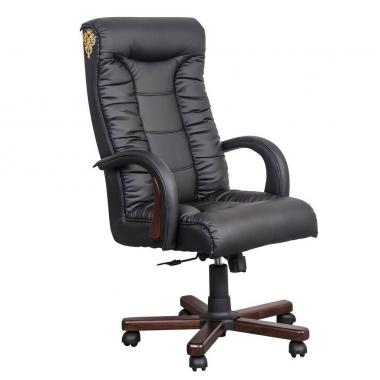 Кресло Кинг LUX extra Неаполь (вышивка стандарт)