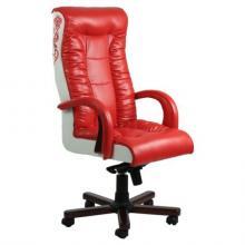Кресло Кинг LUX extra Мадрас (вышивка элит)