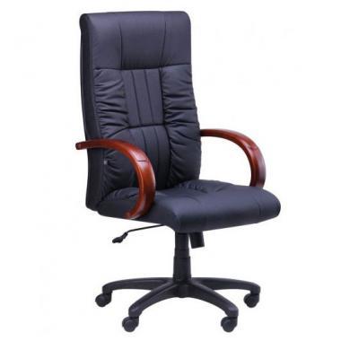 Кресло Консул extra Кожзам Черный