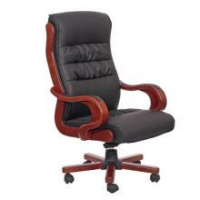 Кресло Президент extra Кожзам Черный