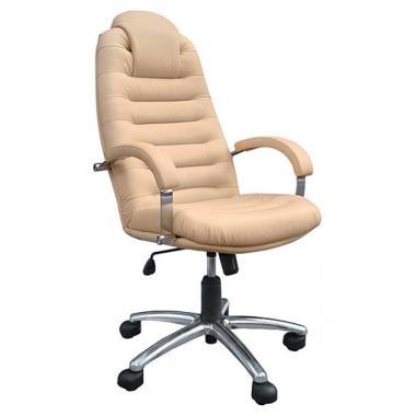 Кресло руководителя Тунис Р хром Примтекс