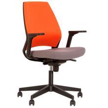 Кресло 4U R 3D black Новый стиль