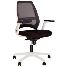 Кресло 4U R 3D NET white Новый стиль